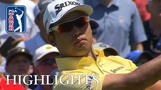 Hideki Matsuyama extended highlights | Round 2 | THE PLAYERS
