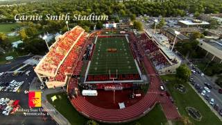 'Aerial Campus Tour - Pittsburg State University