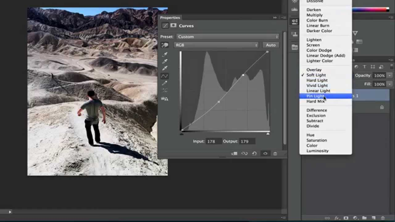Photoshop Playbook: How To Use Curves