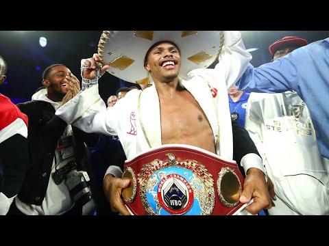 Shakur Stevenson Dominant Performance #AndNew WBO Champion | Whats Next 4 The Rising Star