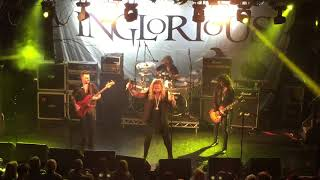 Inglorious - Live - I Don't Need Your Loving / Until I Die