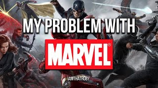 My Problem With The MARVEL Movies - A Video Essay