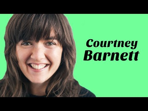 Understanding Courtney Barnett