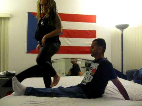 Tschechischer Rotschopf Gibt Lap Dance