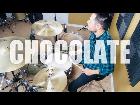 The 1975 - Chocolate [DRUM COVER]