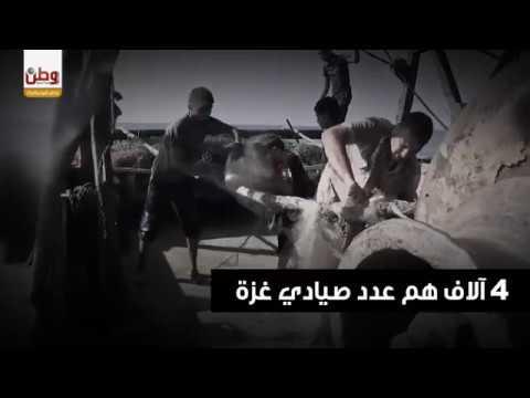 صيادو غزة.. لقمة مغمسة بالدم