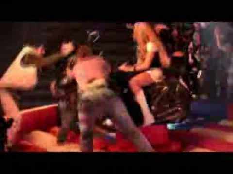 Видео со съемок клипа Мята
