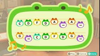 Animal Crossing New Horizons Rick Astley Never Gonna Give You Up Town Tune