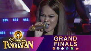 Tawag ng Tanghalan: Janine Berdin   Nosi Balasi (Top 6 Performance)