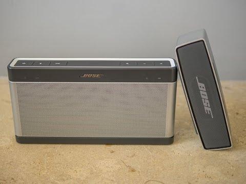 Yamaha Pdx  Vs Bose Soundlink