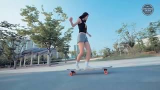 ❤ Nhạc trẻ Remix + Gái Xinh Lướt Ván = PHÊ KHÔNG TẢ ❤