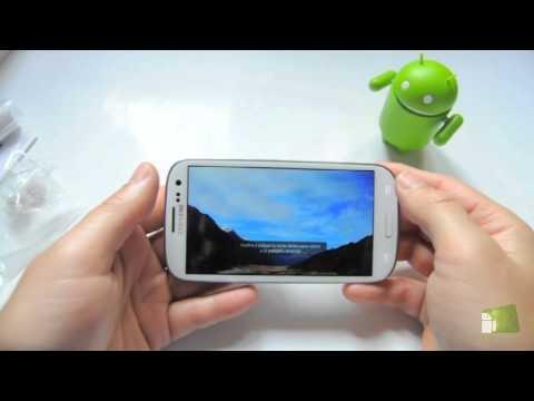 Review Samsung Galaxy S3: análisis en español (20 minutos)   Faqsandroid.com