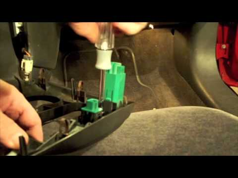 Pontiac Grand Am Turn Signal Fix Repair Youtube