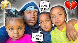 MY FATHER WANTS NOTHING TO DO WITH OUR KIDS **HEART BREAKING**