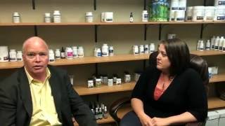 Chris Salter in conversation with Dr. Jessica Fish discussing Cognition Life Science