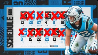 Will The Carolina Panthers Go 0-16 ?