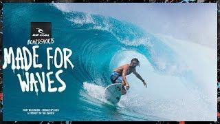 Matt Wilkinson   Made For Waves 2018   Mirage Spliced Boardshort