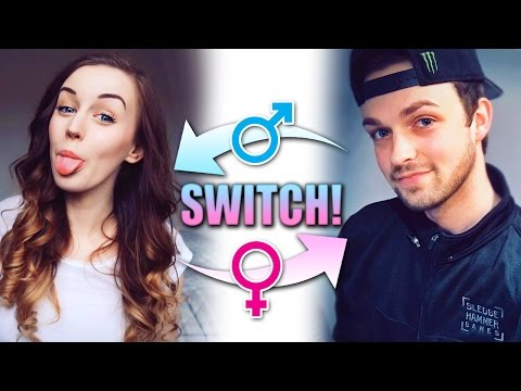 GENDER SWITCH... What Would We Look Like!?