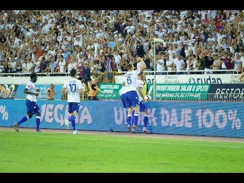 Hajduk - Dinamo (Z) 1:0