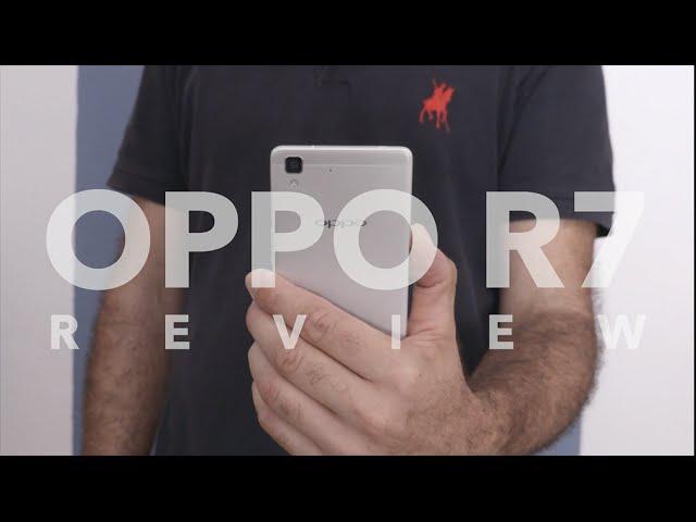 Análisis Oppo R7