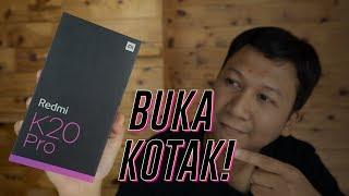 Unboxing Redmi K20 Pro: Flagship Killer Bawah RM2,000