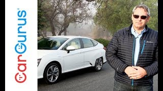 2018 Honda Clarity Plug-In Hybrid | CarGurus Test Drive Review