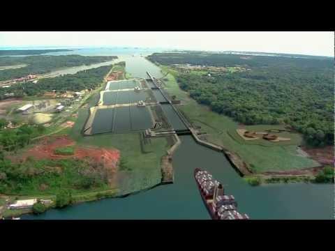 Experience Panama - Canal - ¿Cuál es la contribución de la Ampliación con el Medio Ambiente?