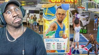 STEPHEN CURRY IS A CHEAT CODE ONLINE! NBA Playgrounds Gameplay Ep. 19