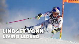 Lindsey Vonn | Carving a Legacy