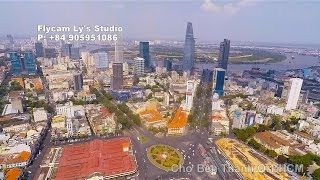 Sài Gòn 40 năm qua góc nhìn từ Flycam   by Lý's Studio