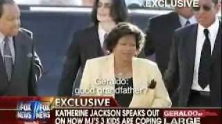 Katherine Jackson Speaks To Geraldo Rivera 8/2/09