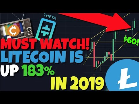 URGENT: Litecoin Is Up 183% In 2019 - What Is Pushing The Price Up, How High Will We Go?