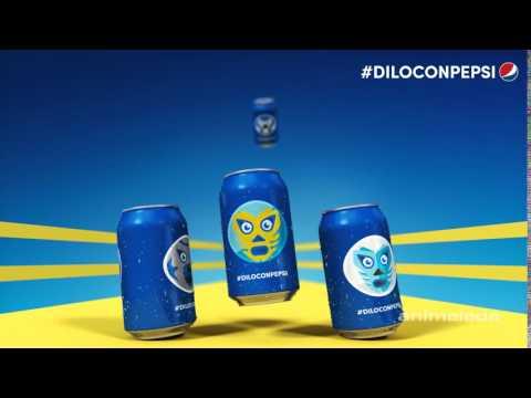 Rudos o Técnicos #DiloConPepsi