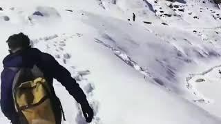 Auli ski Destination Uttarakhand