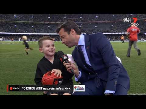 2016 NAB AFL Auskicker of the Year – Rd 18 Nominee