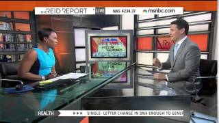 OpenSecrets.org cited on MSNBC's The Reid Report | June 3, 2014
