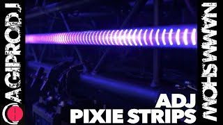 AMERICAN DJ PIXIE STRIP 120 in action