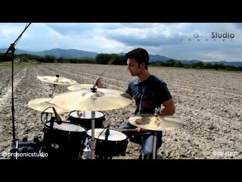 Muse - Assassin - Drum cover BY CARLOS LAREZ