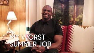 My Worst Summer Job: Terry Crews