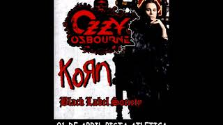 koRn - Got The Life - Live in Chile 2008 (Monster of Rock)