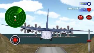 American Airplane Transport Android Game For Kids _ YouTube