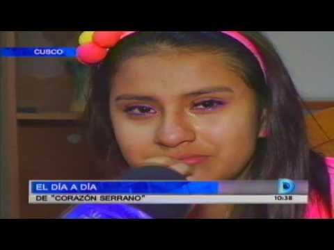 EL DIA A DIA DE CORAZON SERRANO - REPORTAJE DE DOMINGO AL DIA 11/08/2013