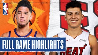 SUNS at HEAT | FULL GAME HIGHLIGHTS | August 8, 2020