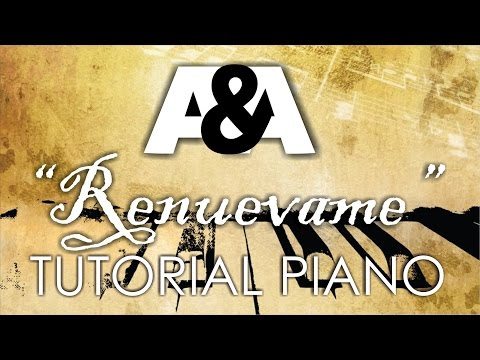 Renuevame TUTORIAL PIANO