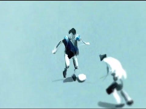 Animacija najbolijh golova u istoriji Mundijala