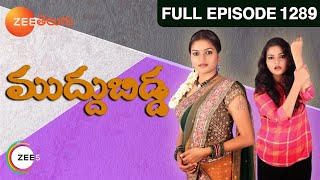 telugu-serials-video-27696-Muddu Bidda Telugu Serial Episode : 1289