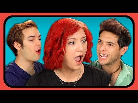 YOUTUBERS REACT TO K-Pop 4