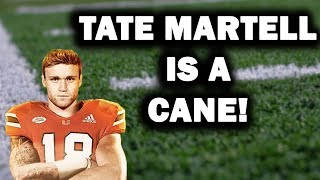 Tate Martell Transfers To Miami! IT'S OFFICIAL!