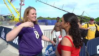 Big Game in Miami with Joy Taylor from South Beach - Day 3
