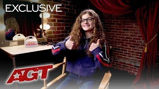 Dunkin' Presents AGT Golden Buzzer Reactions: Sophie Pecora - America's Got Talent 2019